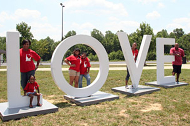 Virginia is for Lovers Love sign