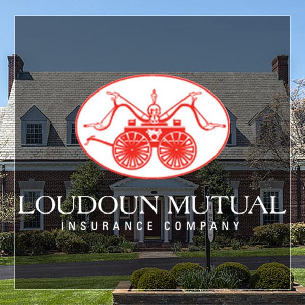 Loudoun Mutual Insurance logo and link