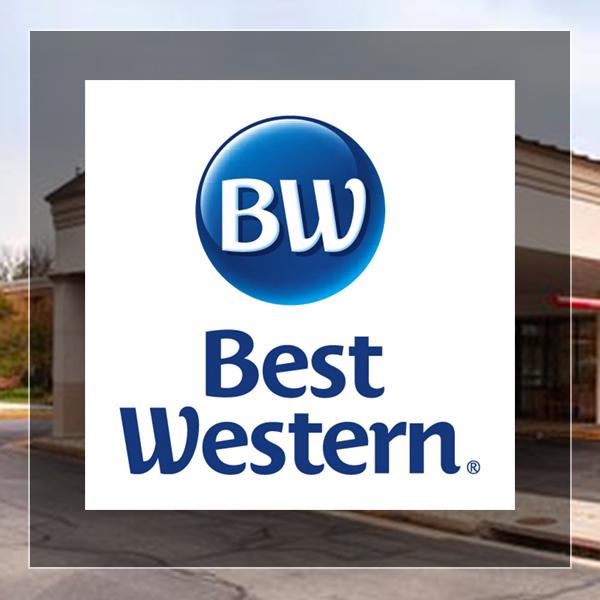 Leesburg Best Western logo and link