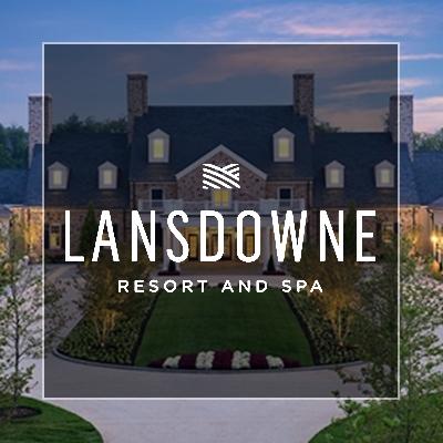 Lansdowne logo and link