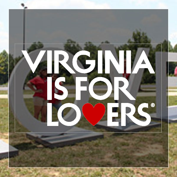 Virginia is for Lovers logo and link