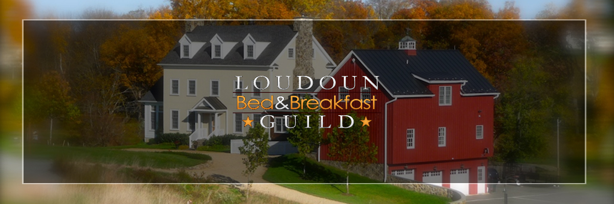 Loudoun County Bed and Breakfast Guild logo and link